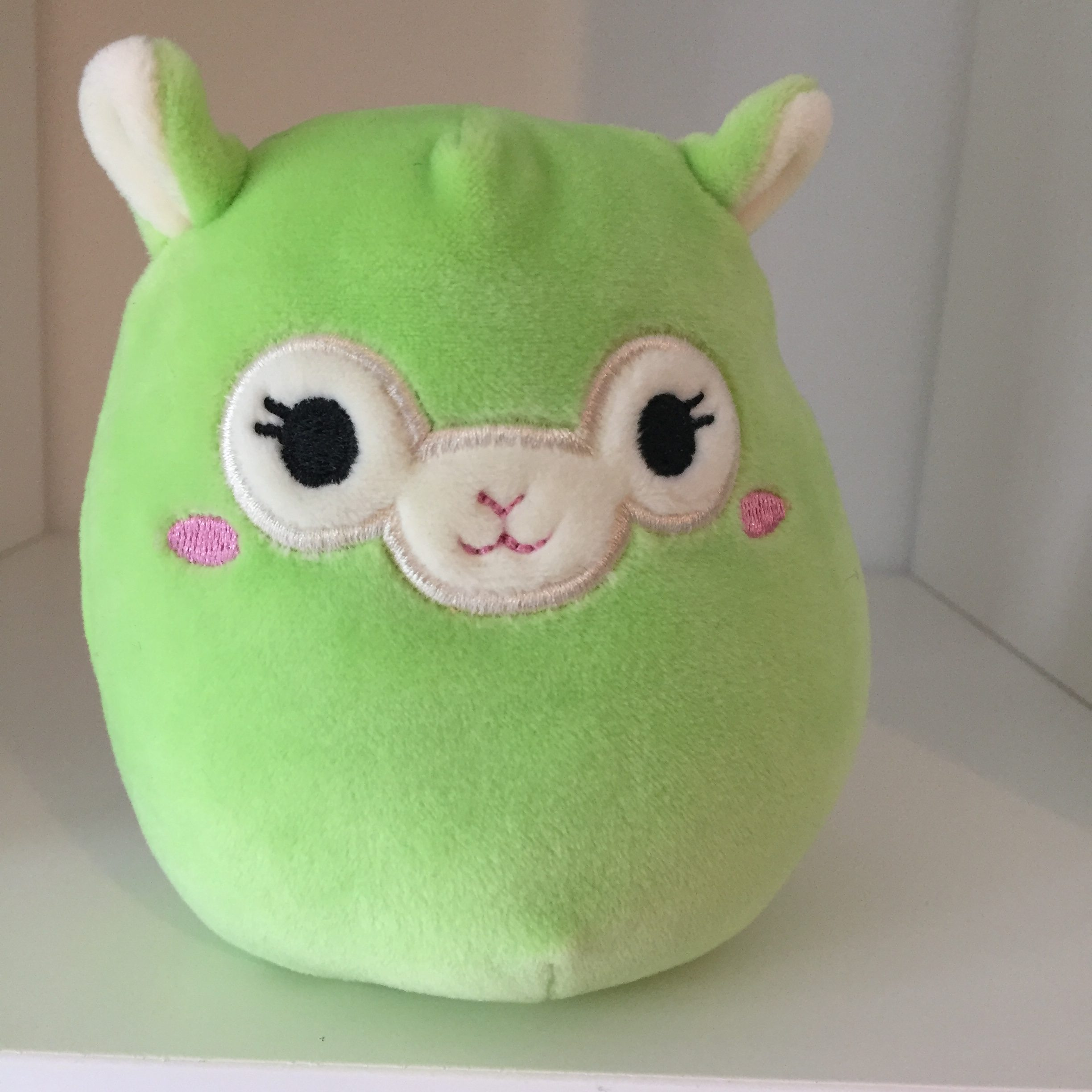 "Squishmallows Plush Toy - Llama (4.5""/11.4cm) - The Slime ..."